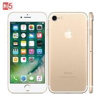 Unlocked Apple IPhone 7 128GB ROM IOS 10 LTE 12 0MP Camera Quad Core Fingerprint Original