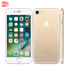 Entsperrt Apple iPhone 7/7 plus 32G/128 GB ROM IOS 10 LTE 12.0MP Kamera Quad-Core Fingerprint Original handy
