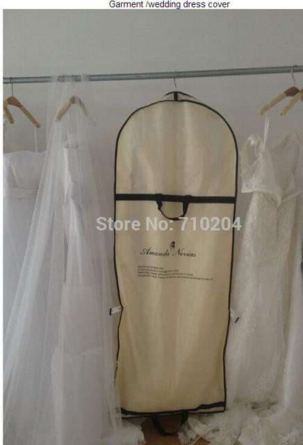 שמלת כלה כלה שמלת תחתונית חיסכון פלסטיק באיכות גבוהה תיק תיק