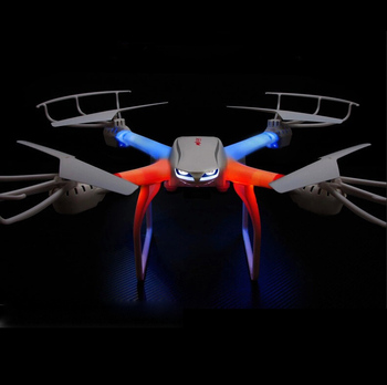 MJX X101 2.4G 6-Axis Gyro Headless Professional Drones 3D Roll/One Key Return RC Quadrocopter