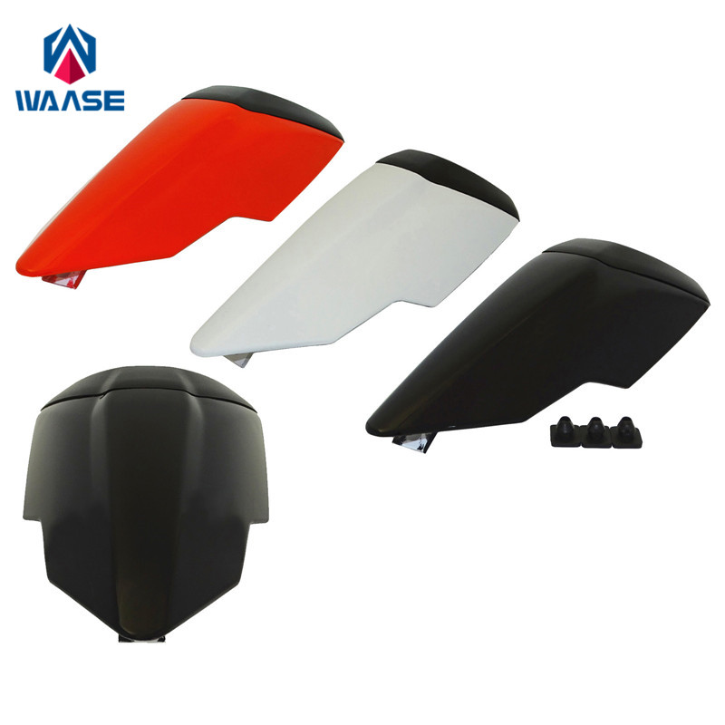 waase Motorcycle Parts Rear Seat Cover Tail Section Fairing Cowl For Ducati Panigale 959 2016 2017
