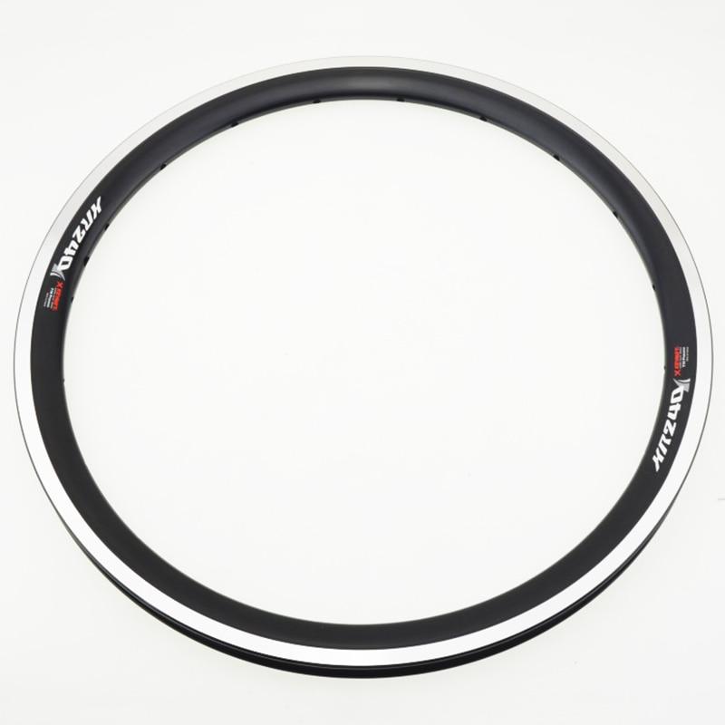 Qualité supérieure Ultra-Léger vélo jante KINLIN XR240 18/20 pouces jantes 355/406/451 vélo jante 16/ 20/24 trous