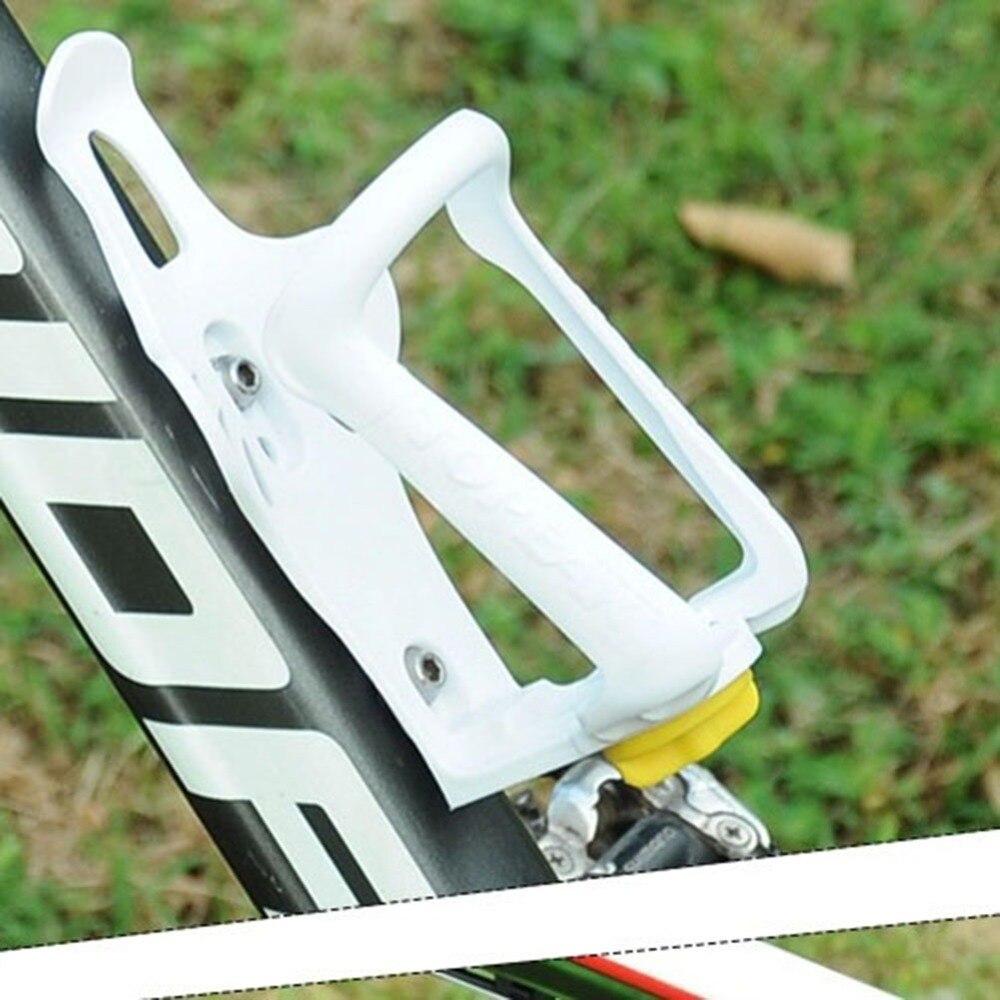 Bike Adjustable Water Bottle Holder Plastic Drink Mount Rack Cage #
