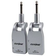 Cuvave Wp-1 2,4G Wireless Guitar System Sender & Empfänger Eingebaute Lithium-(China)