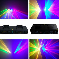 Best Price 500 mW Multi Color Moving Head Lights Laser Projector Outdoor Lighting