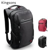 2020 Kingsons Marke Rucksack Für Laptop 15