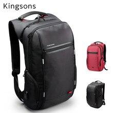 """Kingsons mochila para ordenador portátil de 15 """", 2020"""",Notebook 13 """",14"""", bolsa de ordenador de 15,6 """", negocios, trabajadores de la Oficina, envío gratis, 15,4"""