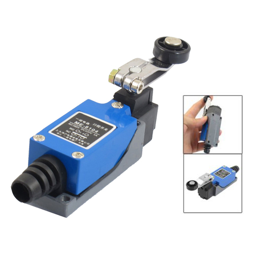 Promotion! ME-8104 Rotary Plastic Roller Arm Limit Switch for CNC Mill Plasma 660v ui 10a ith 8 terminals rotary cam universal changeover combination switch