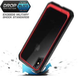 Image 5 - SUPCASE Für iphone X XS 5,8 zoll Abdeckung Einhorn Käfer UB Serie Premium Hybrid Protective Case Für iPhone X xs
