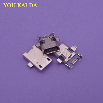 Micro USB Charging Connector Socket Port For Asus ZenPad 10 ME103K Z300C P023 Z380C P022 8.0 Z300CG Z300CL K010 K01E K004 T100T image