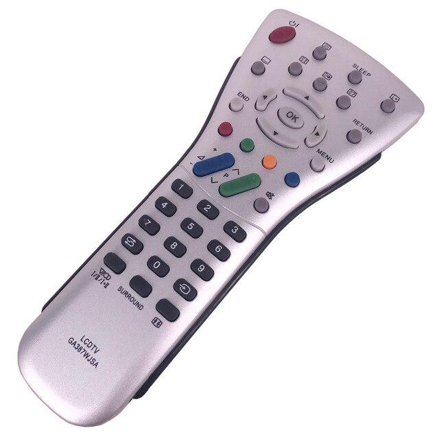 Nouvelle télécommande pour téléviseur LCD SHARP GA387WJSA GA085WJSA GA406WJSA GA438WJSA