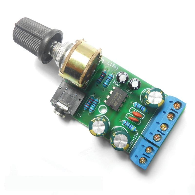 Arcade 2.0 Stereo Audio Amplifier Board Dual Channel AUX Amplifier Board Module DC 1.8-12V For Cabinet MAME Arduino