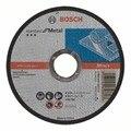 BOSCH 2608603163 диск абразивный режущий прямой Стандартный Металл 115x1 6 мм