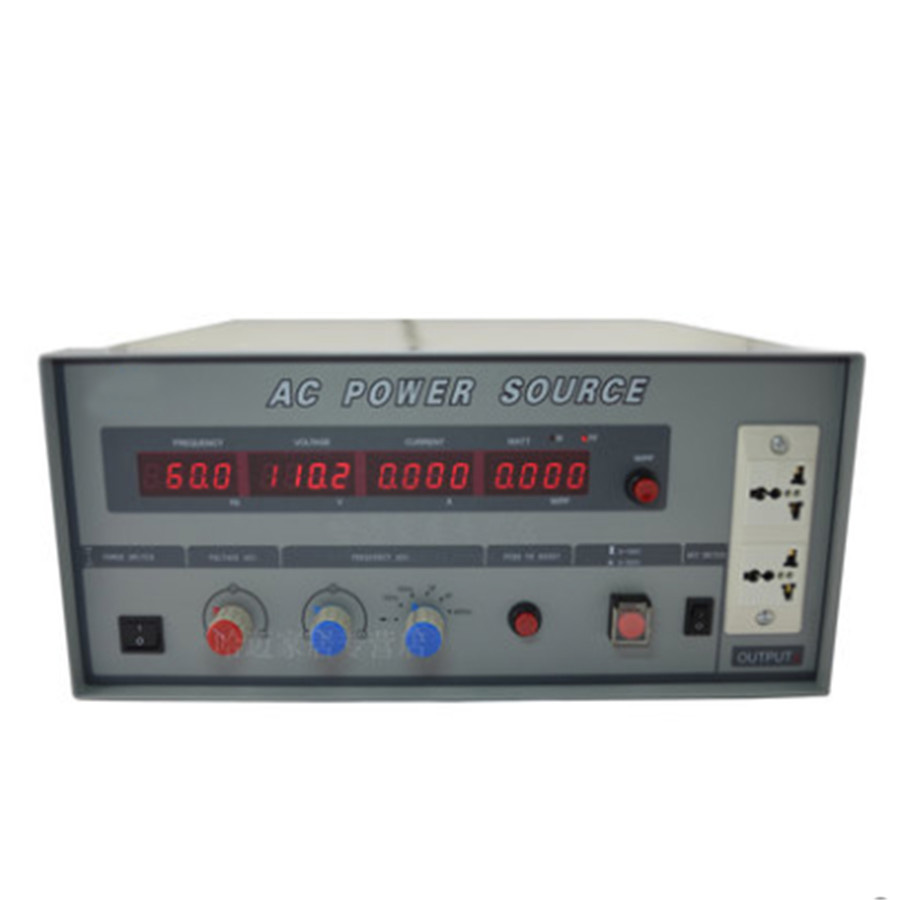PS6101 power inverter 1000W 1000VA variable frequency power source supply AC power source conversion