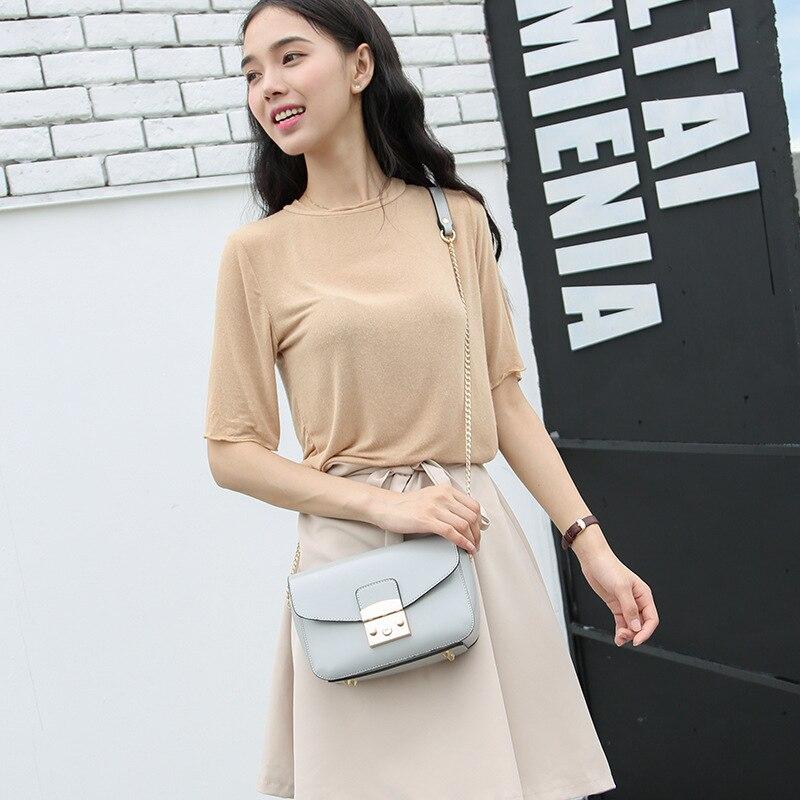 Longmiao Sacs à bandoulière pour femmes de petite taille Designer - Des sacs - Photo 6