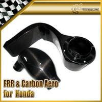 Car styling For Honda S2000 AP1 Carbon Fiber J's Racing Air Tunnel & Air Box Fibre Air Intake