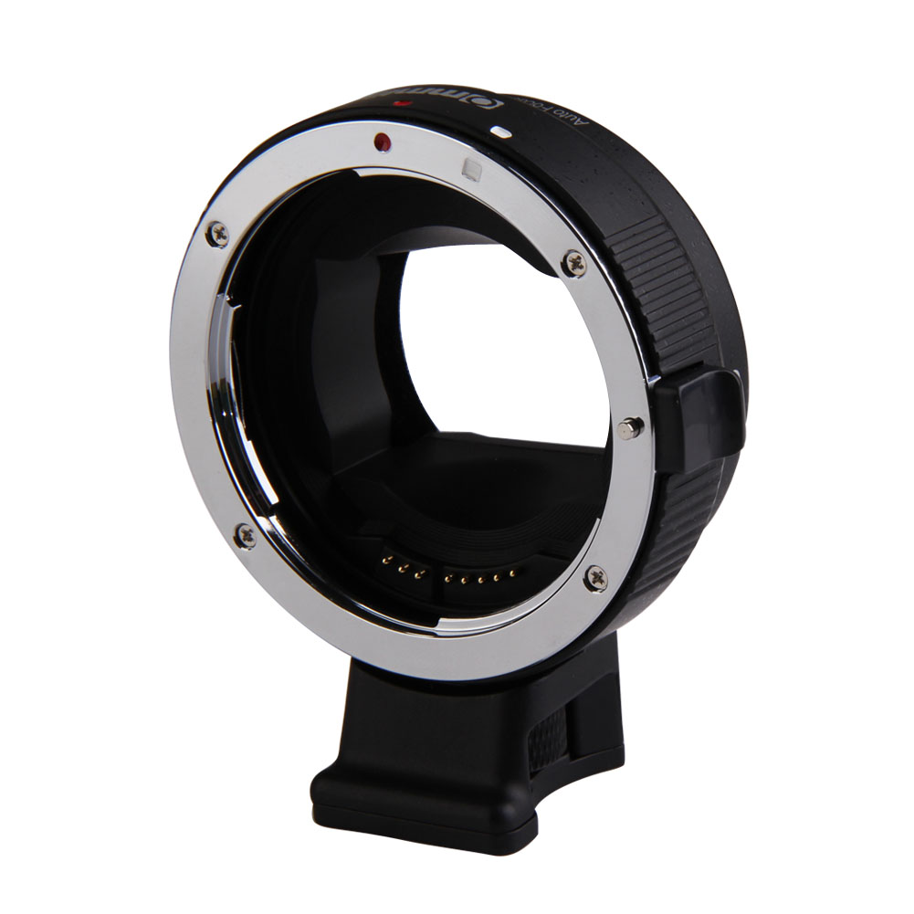 ФОТО Hot Sale Lens Adapter Camera Lens Commlite AF Adapter For Canon EOS EF EF-S For Sony NEX E-mount