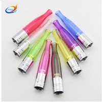 50 stks/lotGS H2 Clearomizer 2.0 ml Capaciteit Bottom Verwarming Cartomizer voor Elektronische Sigaret eGo H2 Verstuiver