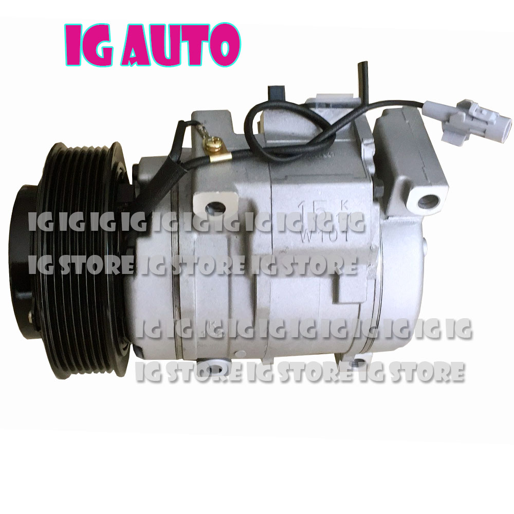 A/C Compressor For Toyota Fortuner Hilux Vigo Car Air Conditioning Compressor With Clutch 4472204713 4471903170 4471903230 цена 2017