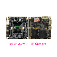 IP Camera 1080P 2MP Sony IMX322 HI3516C 1 3 CMOS IP Camera Module IP PCB Board
