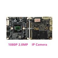 IP Camera 1080P 2MP Sony IMX322 HI3516C 1 3 CMOS IP Camera Module IP PCB Board