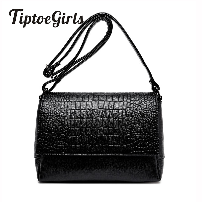 New European and American Hot Fashion Personality Crocodile Pattern Bag Temperament Wild Simple Casual Shoulder Messenger Bag 2016 european and american fashion brand handbags crocodile pattern handbag shoulder bag solid messenger bag pu 6 color options