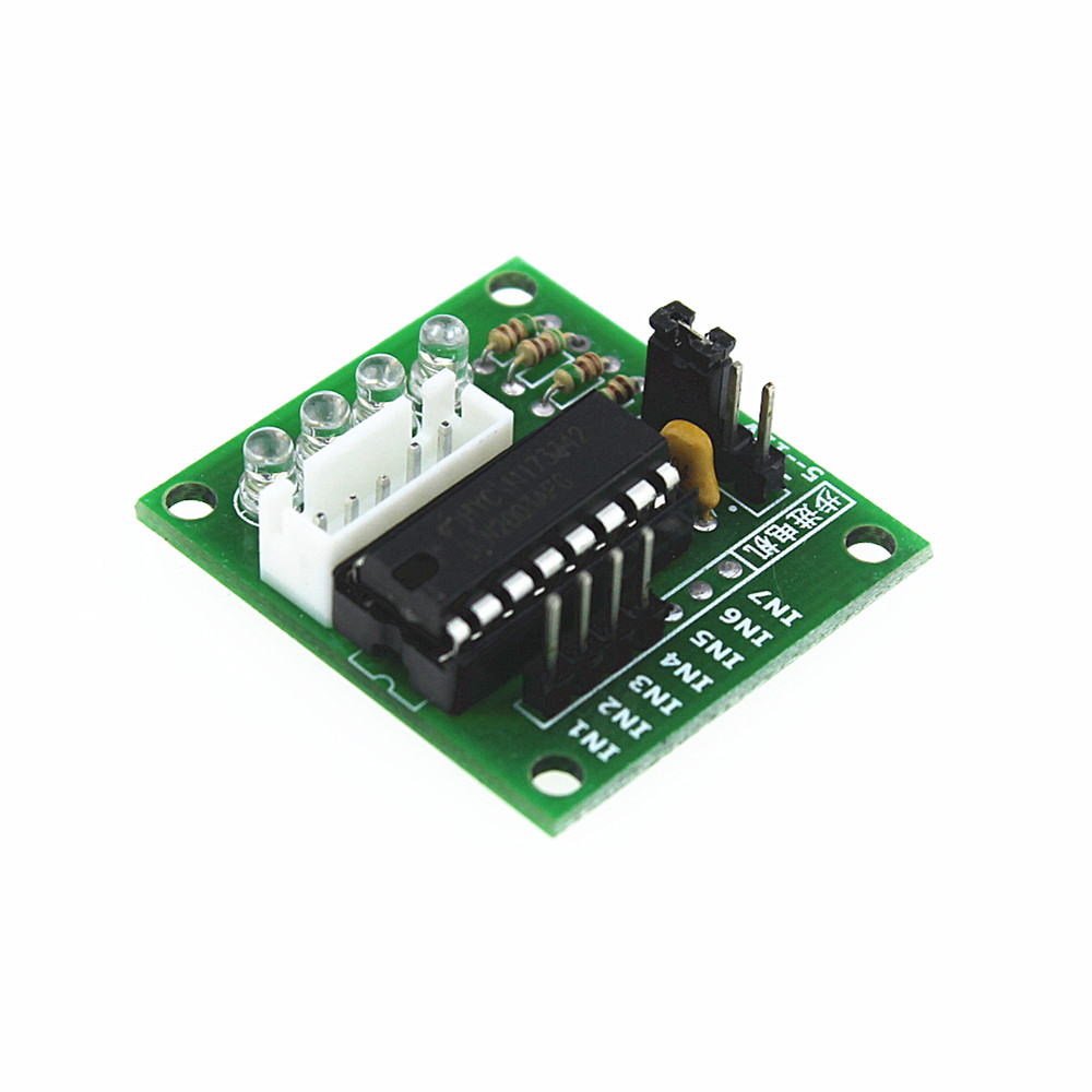 28BYJ-48 Stepper Motor Control System Based On Arduino