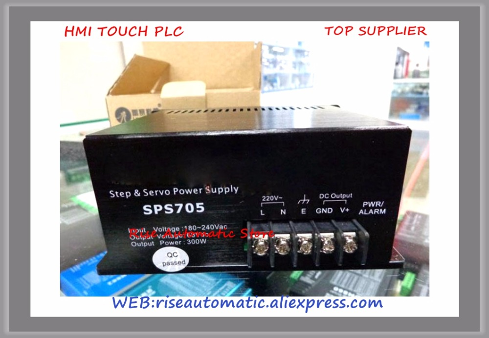 все цены на  Special for servo Lesseps genuine new SPS407 SPS705 switching from 110-220V High-quality  онлайн