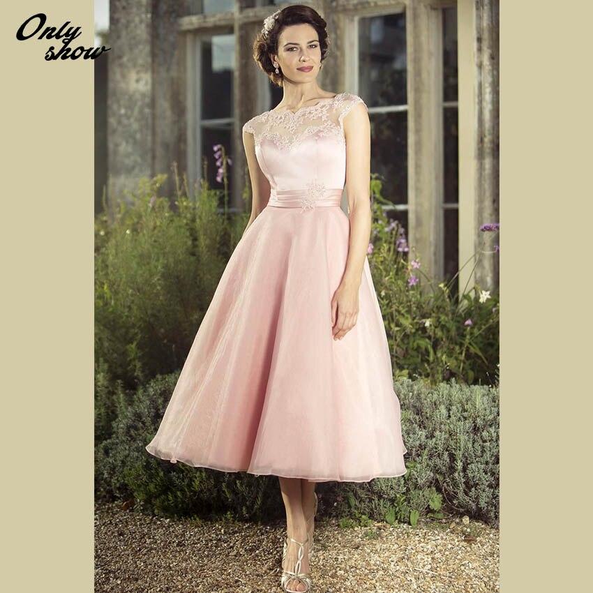 Online Get Cheap Blush Pink Cocktail Dress -Aliexpress.com ...