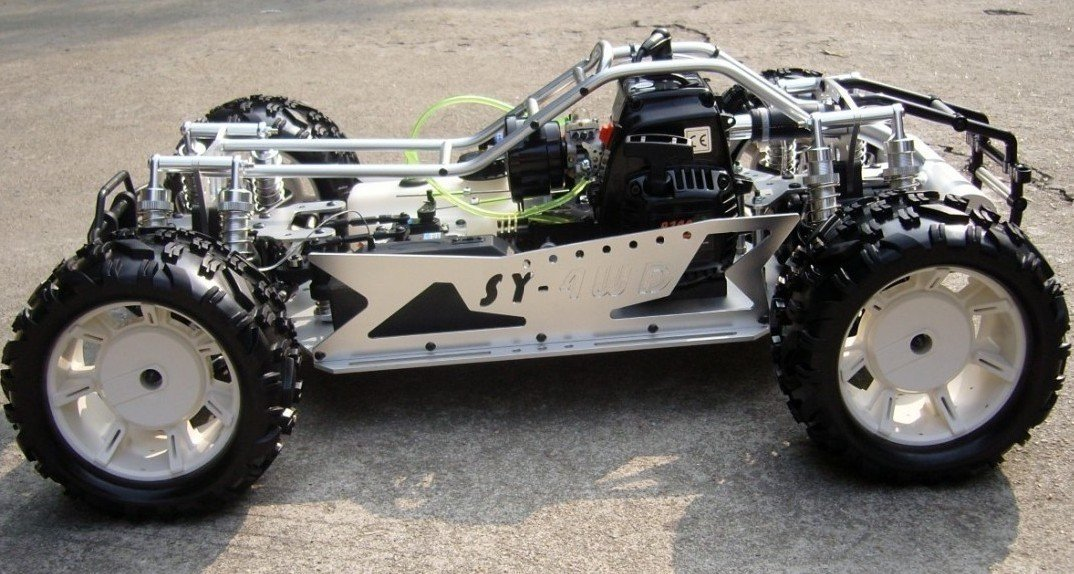 buy 1 5 scale 4wd rc car have reverse. Black Bedroom Furniture Sets. Home Design Ideas