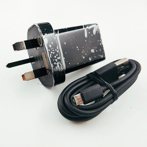 Image 3 - XIAO mi adaptateur USB 5V 2A prise britannique chargeur mural mi cro câble de USB type C pour mi 9 9t 8 6 cc9 a1 a2 mi X rouge mi note 8 7 k20 pro 5 4 4x