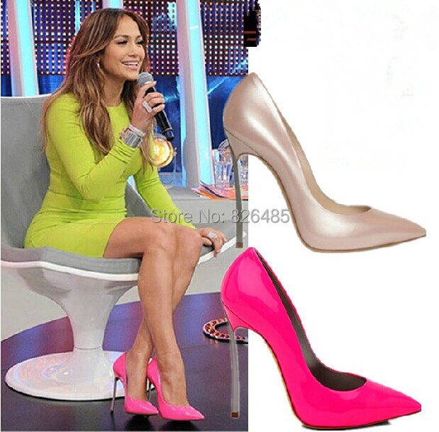 Aliexpress.com : Buy New Nude Women Pumps Patent leather Stiletto