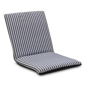 Image 4 - طوي الطابق كرسي قابل للتعديل الاسترخاء أريكة استرخاء وسادة مقعد المتسكعون