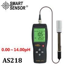 digital PH meter the Soil ph Meter PH tester SmartSensor AS218 0
