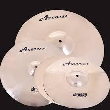 Arborea Cymbals Dragon Series B20 15'' Hi-Hats 100% Handmade for Pop and Rock 3