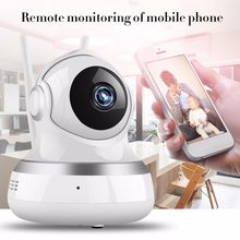 HD 1080P Wireless Baby Monitor Smart WiFi Audio CCTV Camera Home Security Surveillance Camera Dual-Aerials Two-way Intercom(China)