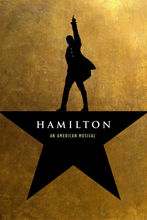 Hamilton Musical Poster 36×24″ American Decor Cloth Silk
