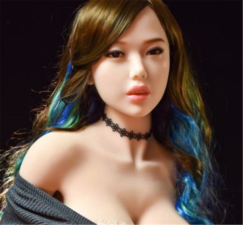 6YEDOLL N19 Oral <font><b>Sex</b></font> <font><b>Doll</b></font> Head For Chinese Love <font><b>Dolls</b></font> Sexy <font><b>Doll</b></font> <font><b>Silicone</b></font> Heads With Oral <font><b>Sex</b></font> <font><b>Sex</b></font> Products for <font><b>dolls</b></font> <font><b>135</b></font>-170cm image