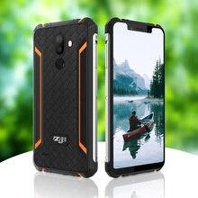 HOMTOM зоджи Z33 4G смартфон 5,85 «Android 8,1 MTK6739 4 ядра 3 GB + 32 ГБ Трехместный камеры Face Detection IP68 Warterproof Тип-C