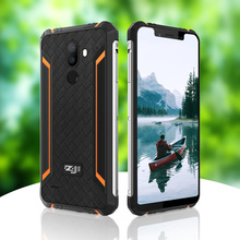 """HOMTOM ZOJI Z33 4G Smartphone 5.85"""" Android 8.1 MTK6739 Quad Core 3GB+32GB Triple cameras Face Detection IP68 Warterproof Type-C"""