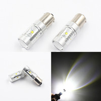 Super Brighter Led Cree Fog Lamp Bulbs 30W 1156 BA15S 1157 BAY15D LED Cree 30w Fog