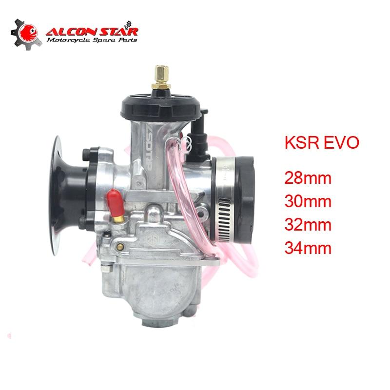 Carburetor Ksr 30 Carburetor Model Ksr30 30mm Carbs Ksr Evolution Kit Evo Carb For Honda Yamaha Ktm Free Shipping Discounts Price