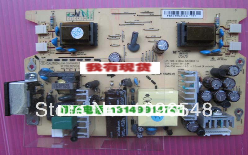 Free Shipping> B71 MAG 700P high voltage power supply board AI-0031F 4 lamp 4 lights can turn a small mouth big mouth-Or