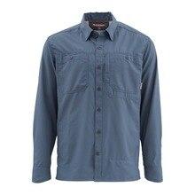 Si* MS Мужская рубашка для рыбалки быстросохнущая UPF50 УФ уличная одежда для рыбалки Мужские Рубашки s Camisa Masculina Размер США XS-XL скидка