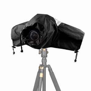High Quality Professional Camera Rain Cover Dust-proof Waterproof Camera Drawstring Bags Portable Protector For Nikon Canon DSLR