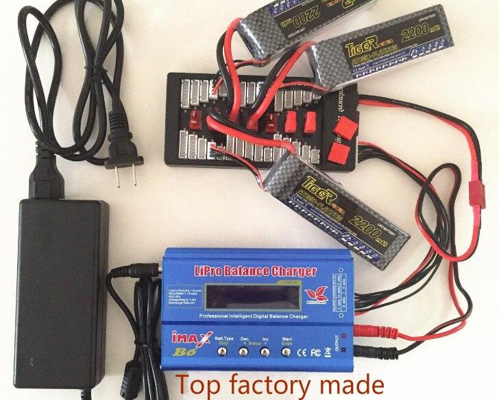 Imax B6 B6AC Batterie Équilibre Chargeur 80 w 6A LCD Affichage Li-ion Polymère Ni-MH Lipo RC Déchargeur Hélicoptère Quadcopter Drone