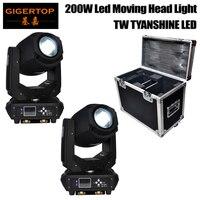 DJ Pro ATA Amp Стойки полета дорожный футляр для 200 Вт spot led перемещение головного света DMX512 6/18 Каналы аудио оборудования ce rohs