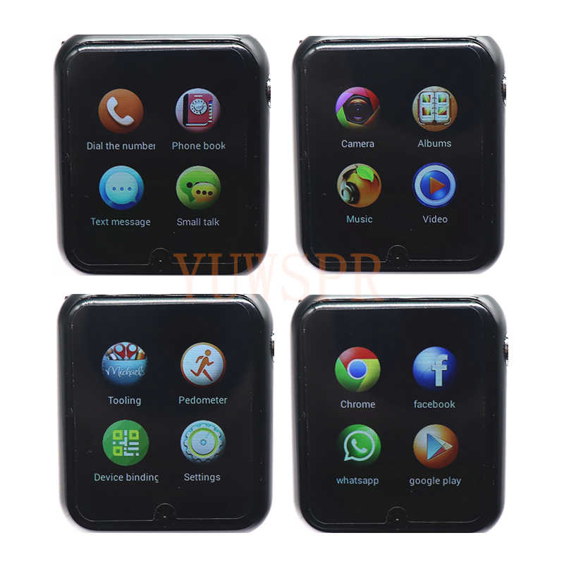 3G Children Tracker Watch Waterproof Wifi  Location HD Camera Bluetooth Play music tracking Adult child watch V5W