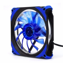 цена на 120mm LED Silent Fan PC Computer Chassis Fan Case Heatsink Cooler Cooling Fan