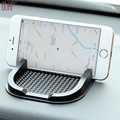 Universal Car Dashboard Silicone Rubber Skidproof Multi Mobile Phone Holder Car Anti Slip Pad Mat Cool Gadgets supporto telefono